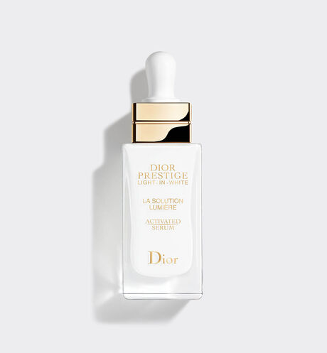 Dior - Dior Prestige Light-in-White La Solution Lumière Activated Serum Dermo-sérum iluminador y regenerador de excepción - 2 aria_openGallery