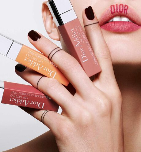 Dior - Dior Lip Tattoo Coloured tint - bare-lip sensation – extreme weightless wear - 4 Open gallery