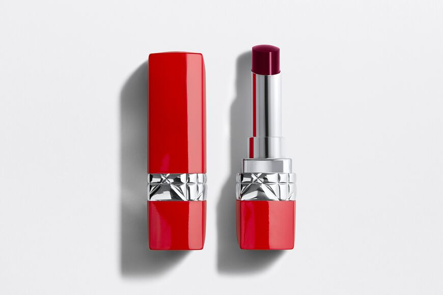 Dior - Rouge Dior Ultra Rouge - Limited Edition Ultra pigmented hydra lipstick - 12h* weightless wear * instrumental test carried out on 20 subjects. - 4 Open gallery