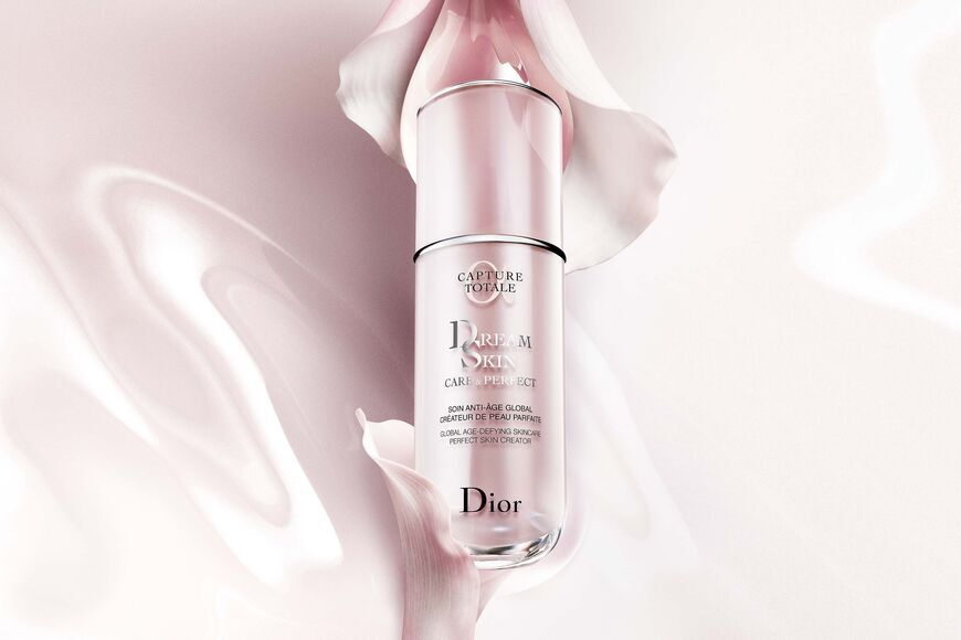 Dior - Capture Dreamskin Care & perfect - global age-defying skincare - perfect skin creator Open gallery