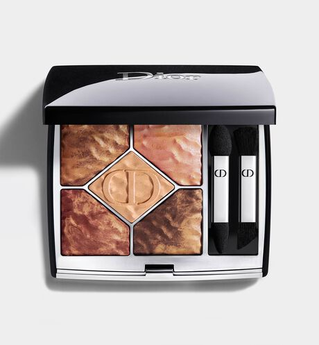 Dior - 5 Couleurs Couture - Summer Dune Collection Limited Edition Eyeshadow palette - couture eyes