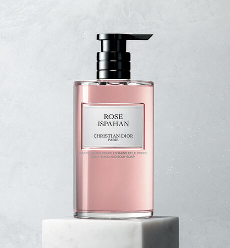 Dior - Ispahan Rose Liquid hand and body soap