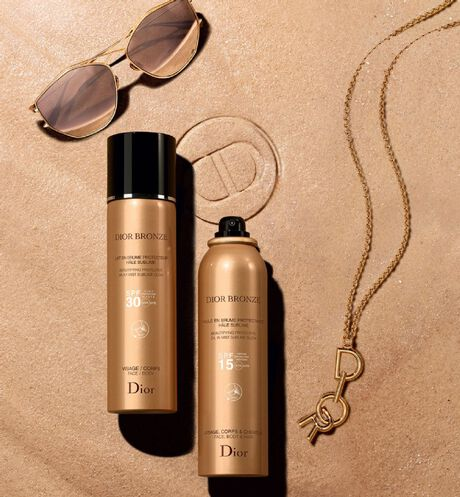 Dior - Dior Bronze Huile en brume protectrice hâle sublime - spf 15 2