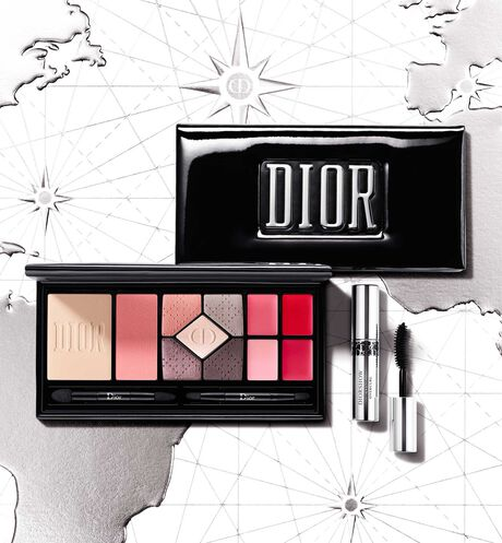 Dior - Ultra Dior Couture Palette Eye, face and lip makeup palette - 4 Open gallery