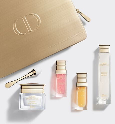 Dior - Dior Prestige The regenerating and perfecting discovery ritual
