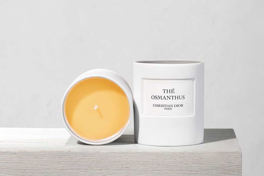 Dior - Thé Osmanthus Candle Open gallery