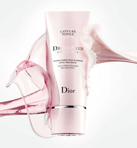 Dior - Capture Dreamskin Dreamskin - 1-Minute Mask - Youth-perfecting mask - New skin effect