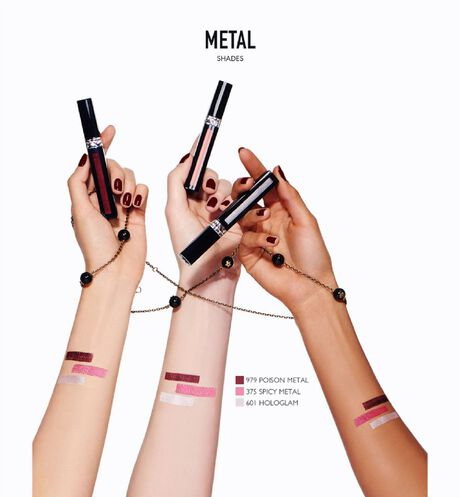 Dior - Rouge Dior Liquid Liquid lip stain. intense couture colour. extreme long-wear. 3 effects: matte, metal, satin - 49 Open gallery