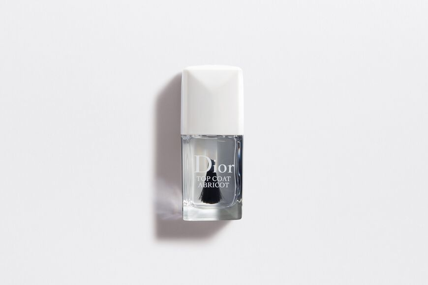 Dior - Top Coat Abricot Sets and speed-dries nail enamel Open gallery