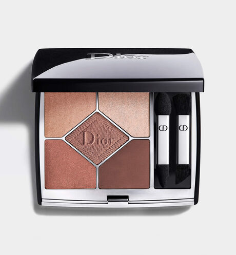 Dior - 5 Couleurs Couture Eyeshadow Palette - High-Pigment - Long-Wear Creamy Powder