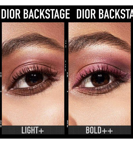 Dior - Dior Backstage Eye Palette Multi-finish, high pigment prime, shade, highlight, line - 10 Open gallery