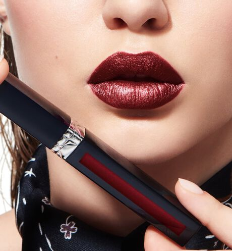 Dior - Rouge Dior Liquid Liquid lip stain. intense couture colour. extreme long-wear. 3 effects: matte, metal, satin - 44 Open gallery
