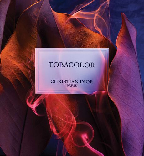 Dior - Tobacolor Fragrance - 12 Open gallery