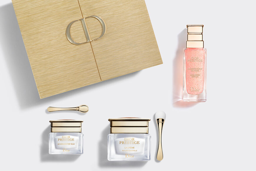 Dior - Dior Prestige Set The exceptional revitalising and perfecting ritual Open gallery