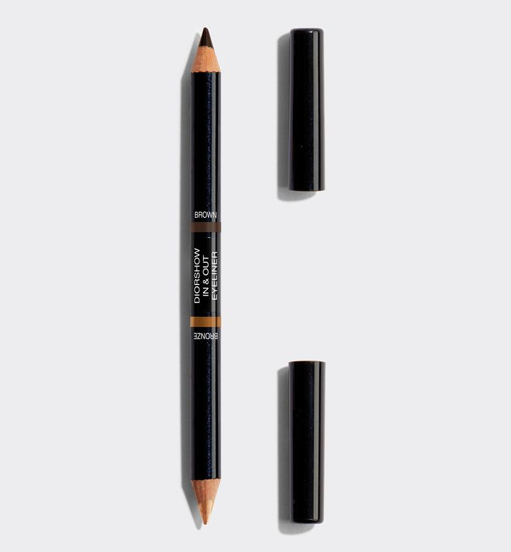 Image product Diorshow In & Out Eyeliner Waterproof - édition limitée Collection Wild Earth
