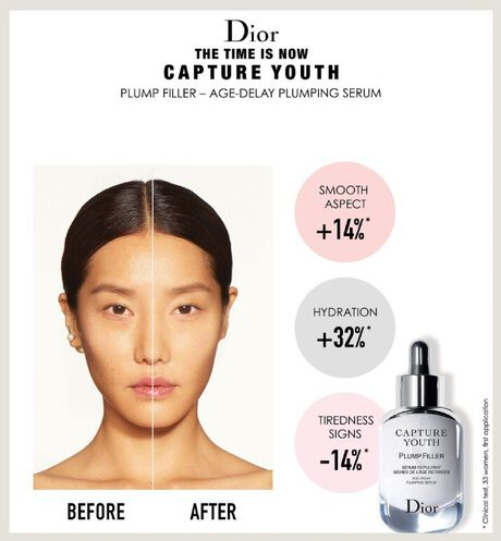 Dior - Capture Youth Plump filler age-delay plumping serum - 4 Open gallery