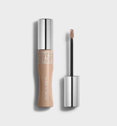 Dior - Diorshow Pump 'N' Brow Instant Volumizing - Natural-looking - Squeezable Brow Mascara - Fortifying Effect