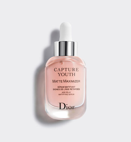 Dior - Capture Youth Matte maximizer - age-delay matifying serum