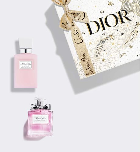 Dior - Miss Dior Blooming Bouquet Fragrance set - eau de toilette and moisturizing body milk