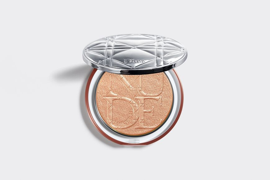 Dior - Diorskin Nude Luminizer Highlighter * - highlighting powder - shimmering pigments Open gallery