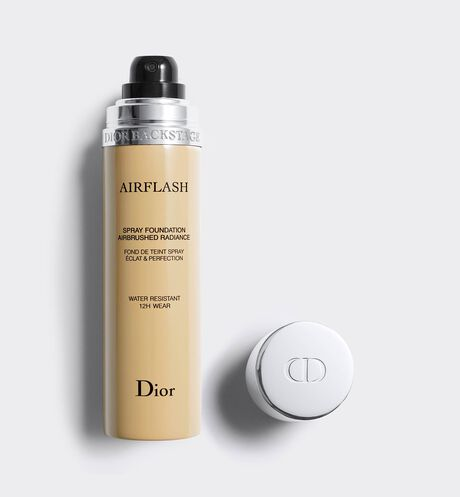 Dior - Dior Backstage Airflash Spray foundation - airbrushed radiance