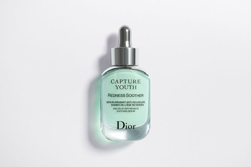 Dior - Capture Youth Redness soother sérum apaisant anti-rougeurs - signes de l'âge retardés