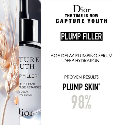 Dior - Capture Youth Plump filler age-delay plumping serum - 3 Open gallery