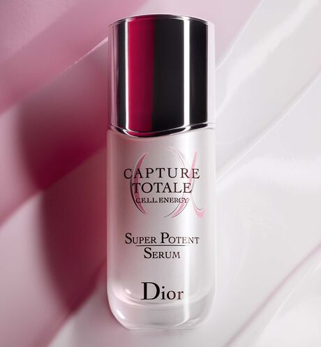 Dior - Capture Totale Super Potent Serum - Total Age-Defying Intense Serum