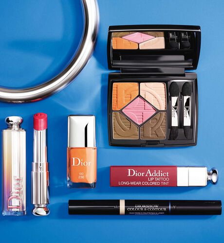 Dior - Diorshow Colour & Contour - Color Games Collection Limited Edition Eyeshadow & eyeliner duo - 4 Open gallery