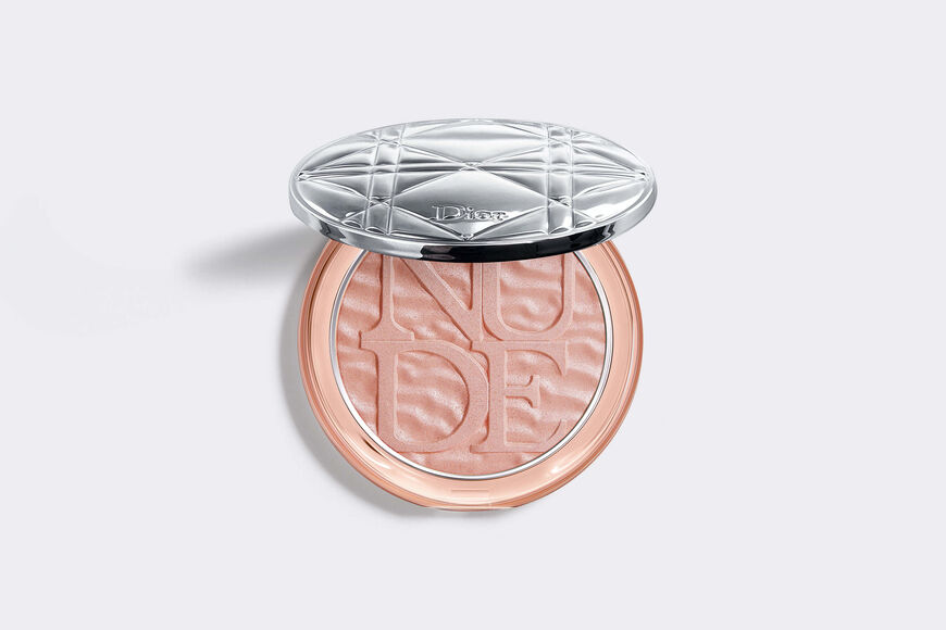 Dior - Diorskin Nude Luminizer - Summer Dune Collection Limited Edition Highlighter - ultra-sparkling glow powder - shimmering pigment-infused Open gallery