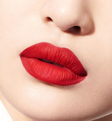 Dior - Rouge Dior Couture colour - from satin to matte - comfort & wear - 21 Open gallery