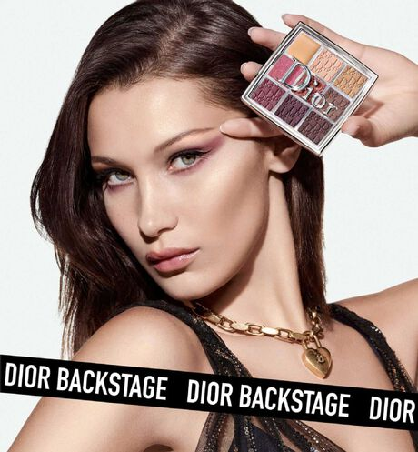 Dior - Dior Backstage Eye Palette Multi-finish, high pigment prime, shade, highlight, line - 32 Open gallery