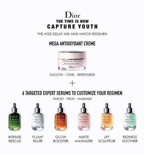 Dior - Capture Youth Plump filler age-delay plumping serum - 6 Open gallery