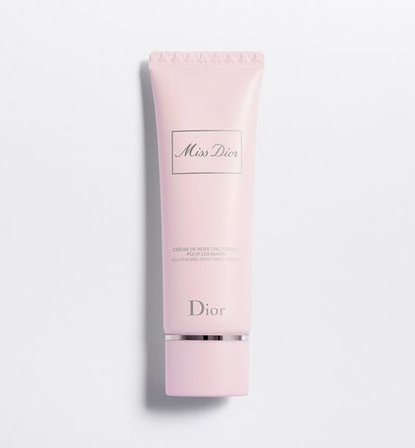 Dior - Miss Dior Nourishing rose hand cream