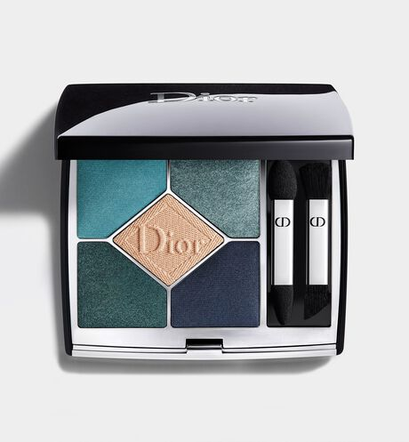 Dior - 5 Couleurs Couture Eyeshadow Palette - High-Colour - Long-Wear Creamy Powder