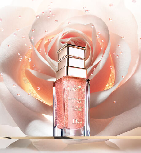 Dior - Dior Prestige La Micro-Huile de Rose Advanced Serum - sérum visage anti-âge