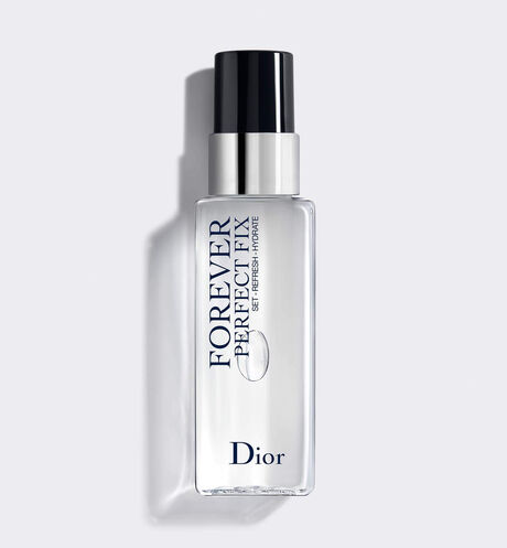 Dior - Dior Forever Perfect Fix Face mist - makeup setting spray - longwear & instant hydration