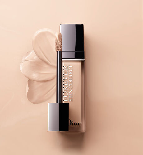 Dior - Dior Forever Skin Correct 24h* wear - full coverage - moisturizing creamy concealer * instrumental test on 20 subjects.