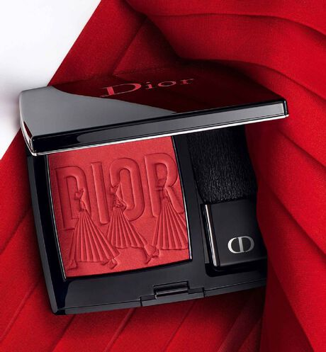 Dior - Rouge Blush - Limited Edition Couture colour long-wear powder blush - 2 Open gallery
