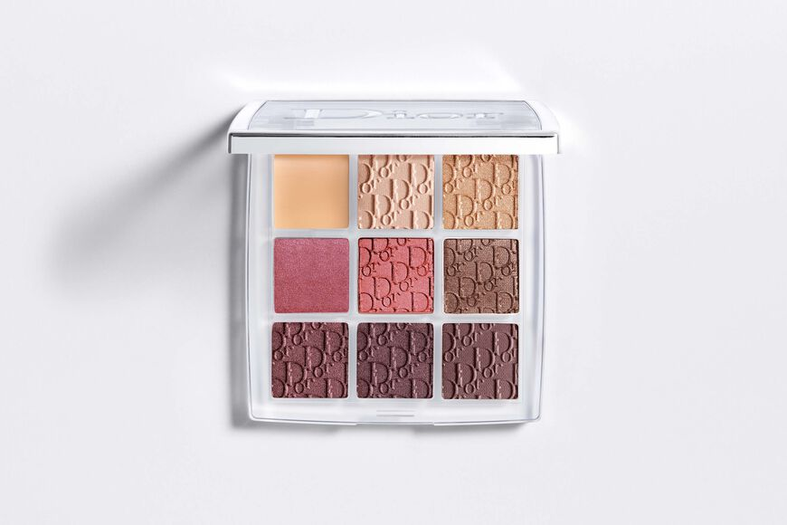 Dior - Dior Backstage Eye Palette Multi-finish, high pigment prime, shade, highlight, line - 8 Open gallery