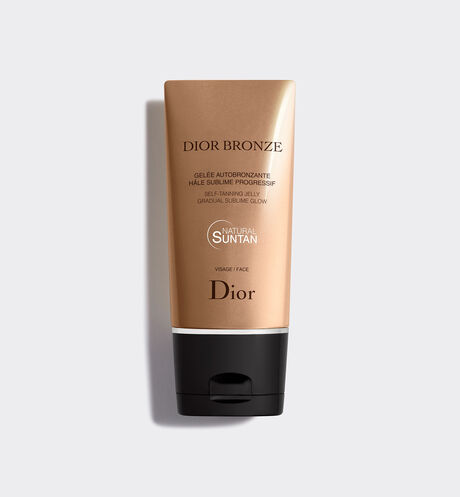 Dior - Dior Bronze Self tanning jelly gradual glow - face