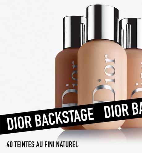 Dior - Dior Backstage Face & Body Foundation Professional performance - face and body foundation - 53 Open gallery