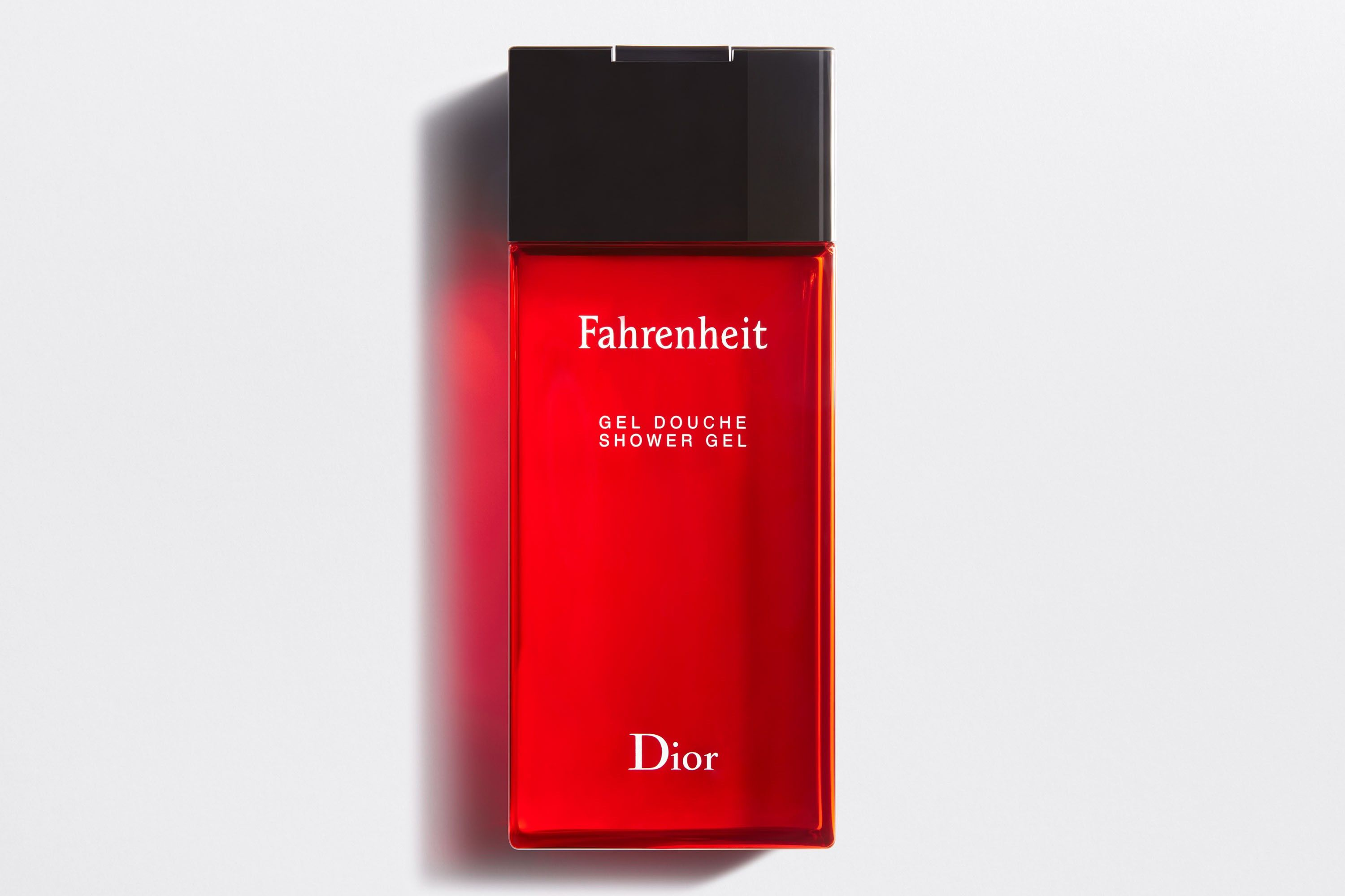 Fahrenheit Shower Gel Men S Fragrance Fragrance Dior
