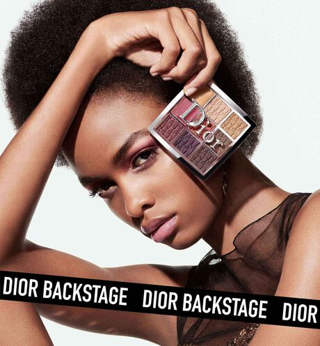 Dior - Dior Backstage Eye Palette Multi-finish, high pigment prime, shade, highlight, line - 12 Open gallery