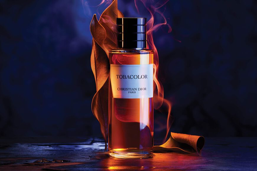 Dior - Tobacolor Fragrance - 11 Open gallery