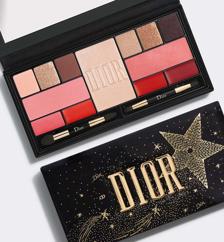 Dior - Sparkling Couture Palette - Colour & Shine Essentials - Face, Eyes & Lips Makeup palette