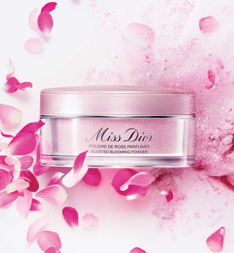 Dior - Miss Dior Scented blooming powder