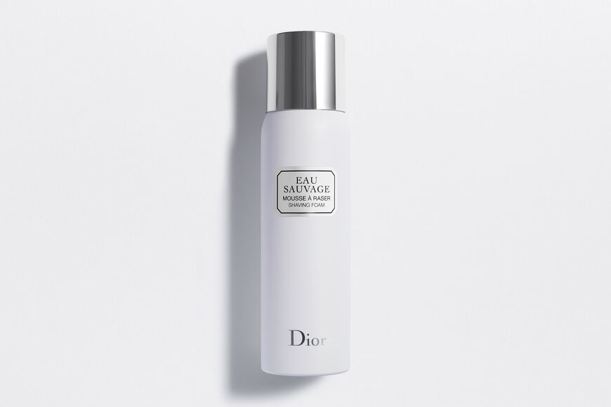 Dior - Eau Sauvage Shaving foam Open gallery