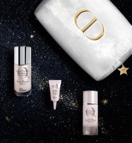 Dior - Capture Totale The total age-defying skincare ritual - serum, serum-lotion and eye cream