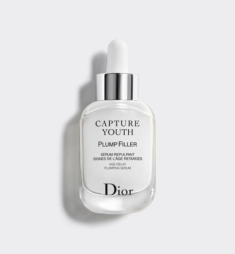 Dior - Capture Youth Plump filler sérum repulpant - signes de l'âge retardés